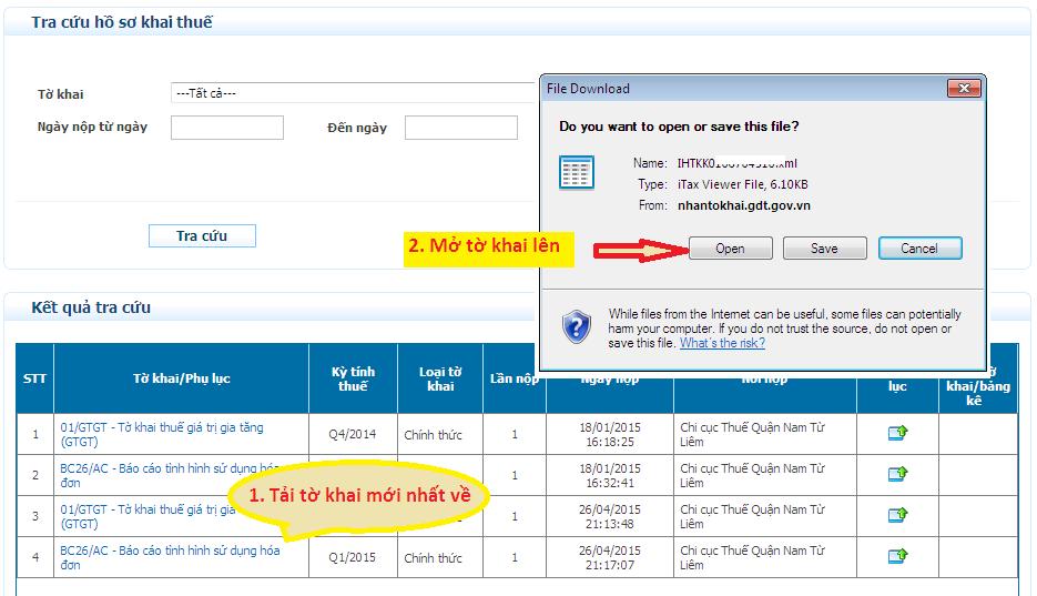 Hướng dẫn kiểm tra thời hạn cho chữ ký số Viettel ca